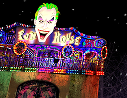 Joker's Fun House Animation